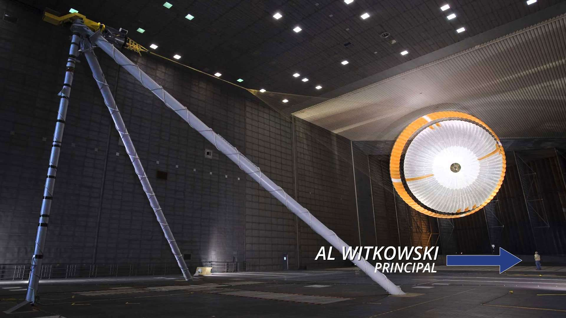 Al Witkowski of Katabasis Engineering LLC